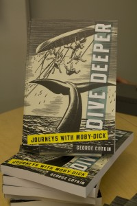 Photo of Dive Deeper book display
