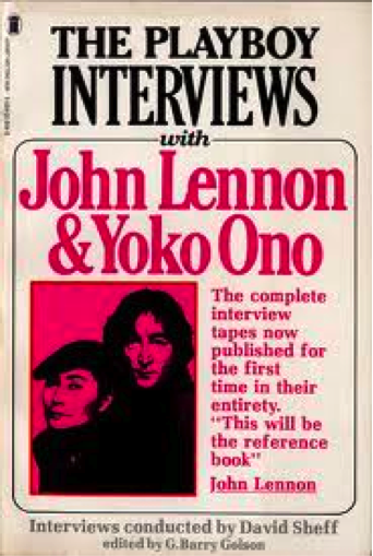 Image of Playboy Interviews with Lennon