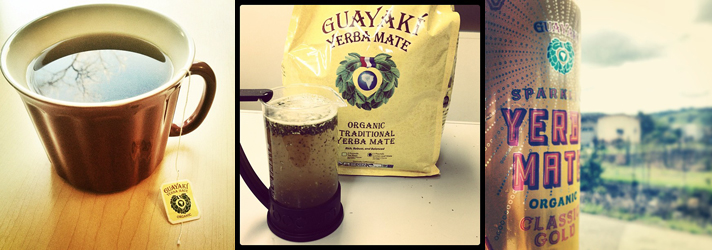Guayaki Header