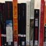 Photo of classic books in Kennedy Library's GoodReads Collection