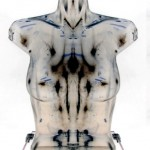 Image of a female torso: BODYidentity by Rita Blaik