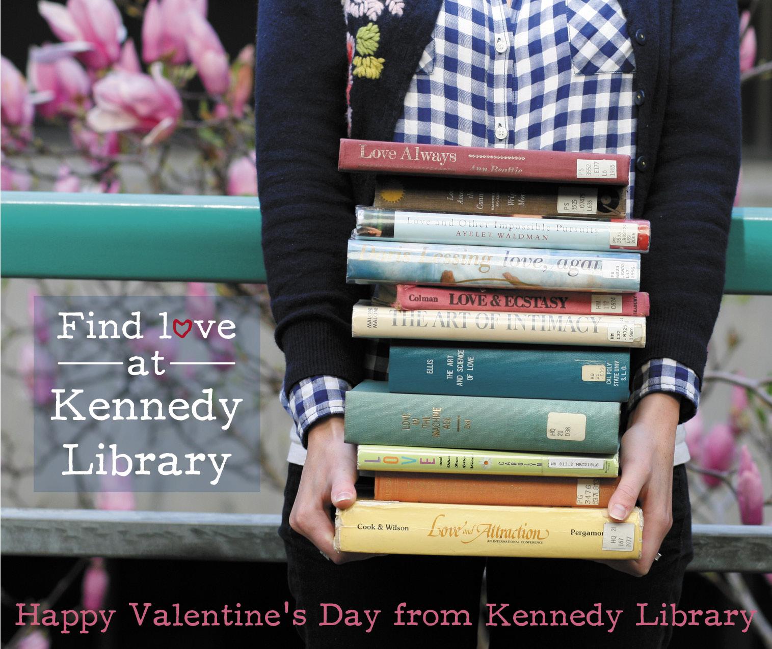 Photo of love books
