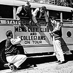 Collegians on Tour, 1952