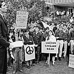 Anti-war Protest, 1968