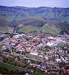 Campus in May of 2000