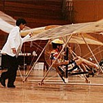 Human-powered Helicopter, 1989