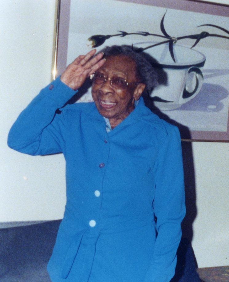 Alice M. Martin