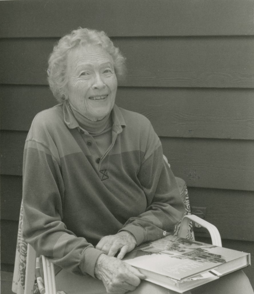 Portrait of Sara Holmes Boutelle