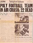 Crash Headlines, 1960