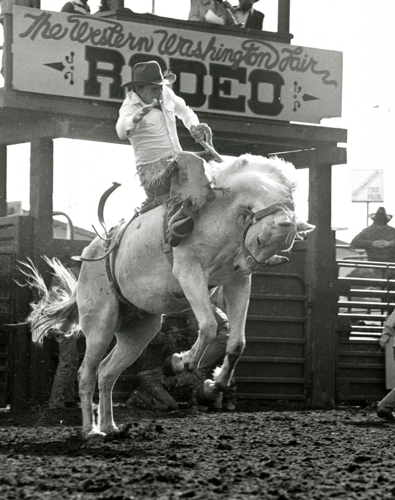 Western Washington Fair Rodeo