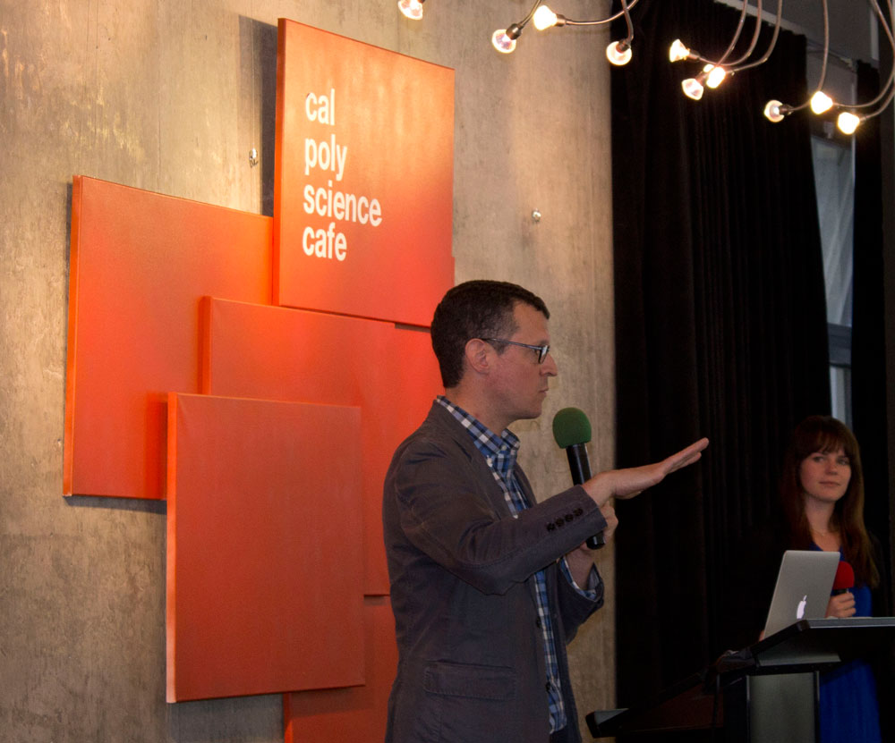 Photo of Open Science Cafe