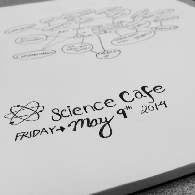 Steve Duenes Open Science Cafe Event