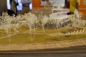 Wayne Nemec and Chris Martinez's design for Elevated Foundations.