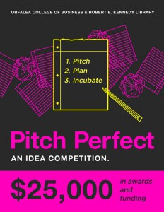 Pitch Perfect Competition Poster