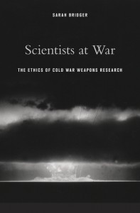 Scientists at War, by Sarah Bridger