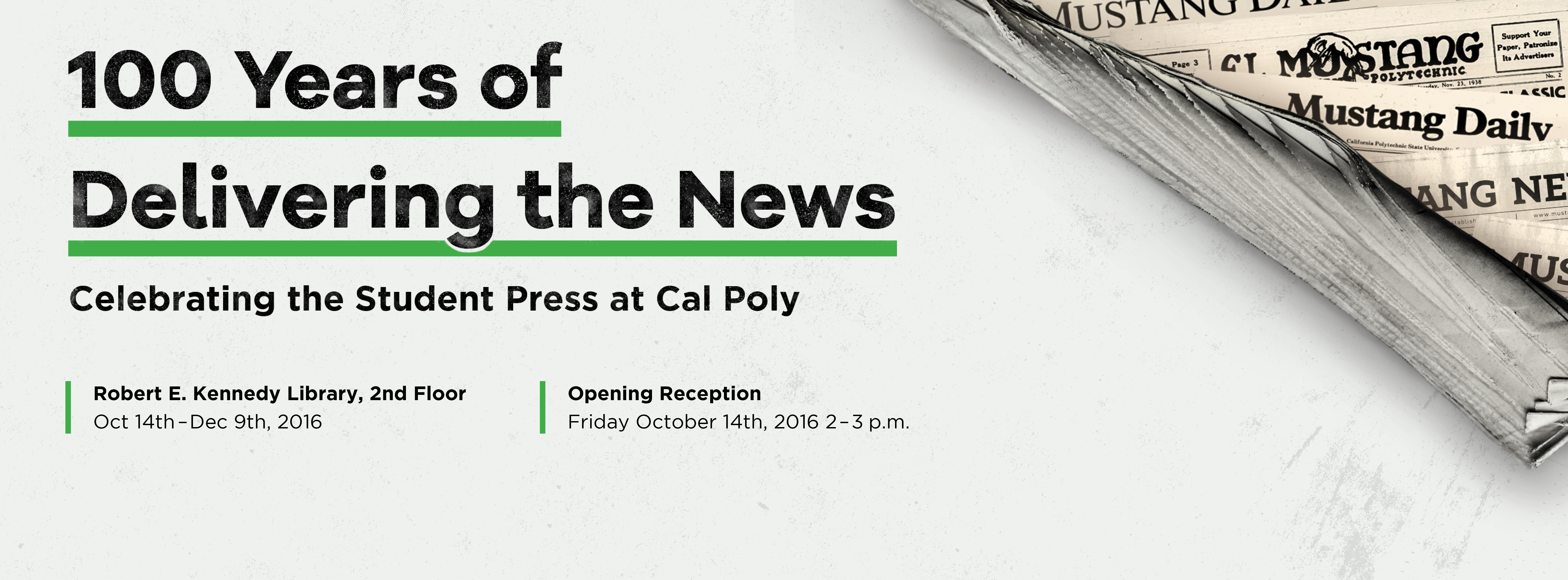 100 Years of Delivering News