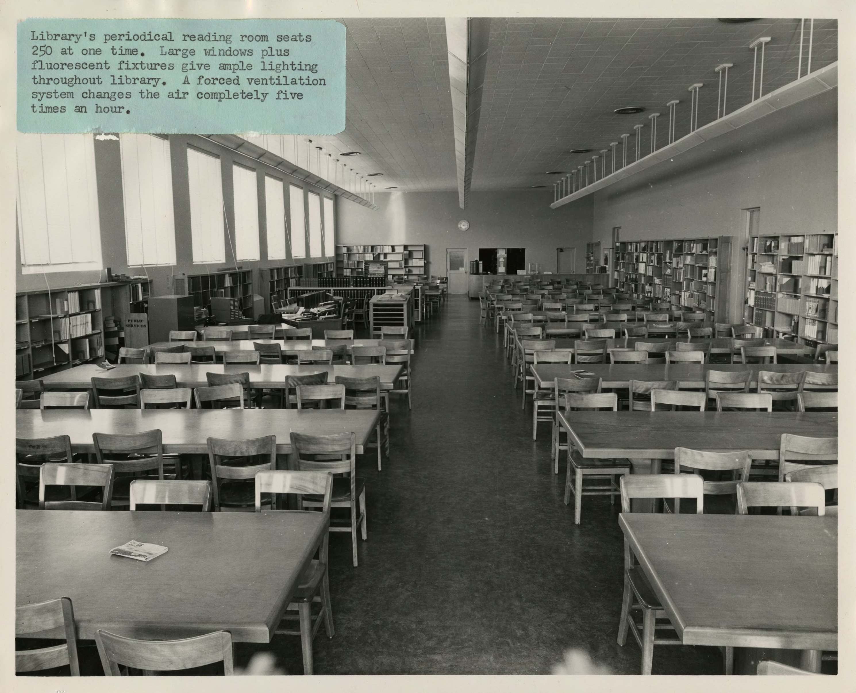 Cal Poly Library Reserve Room
