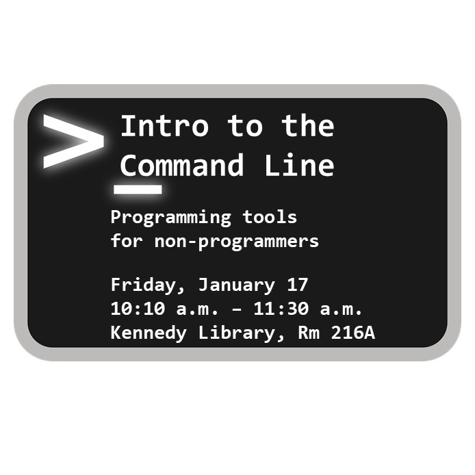Command Line Workshop
